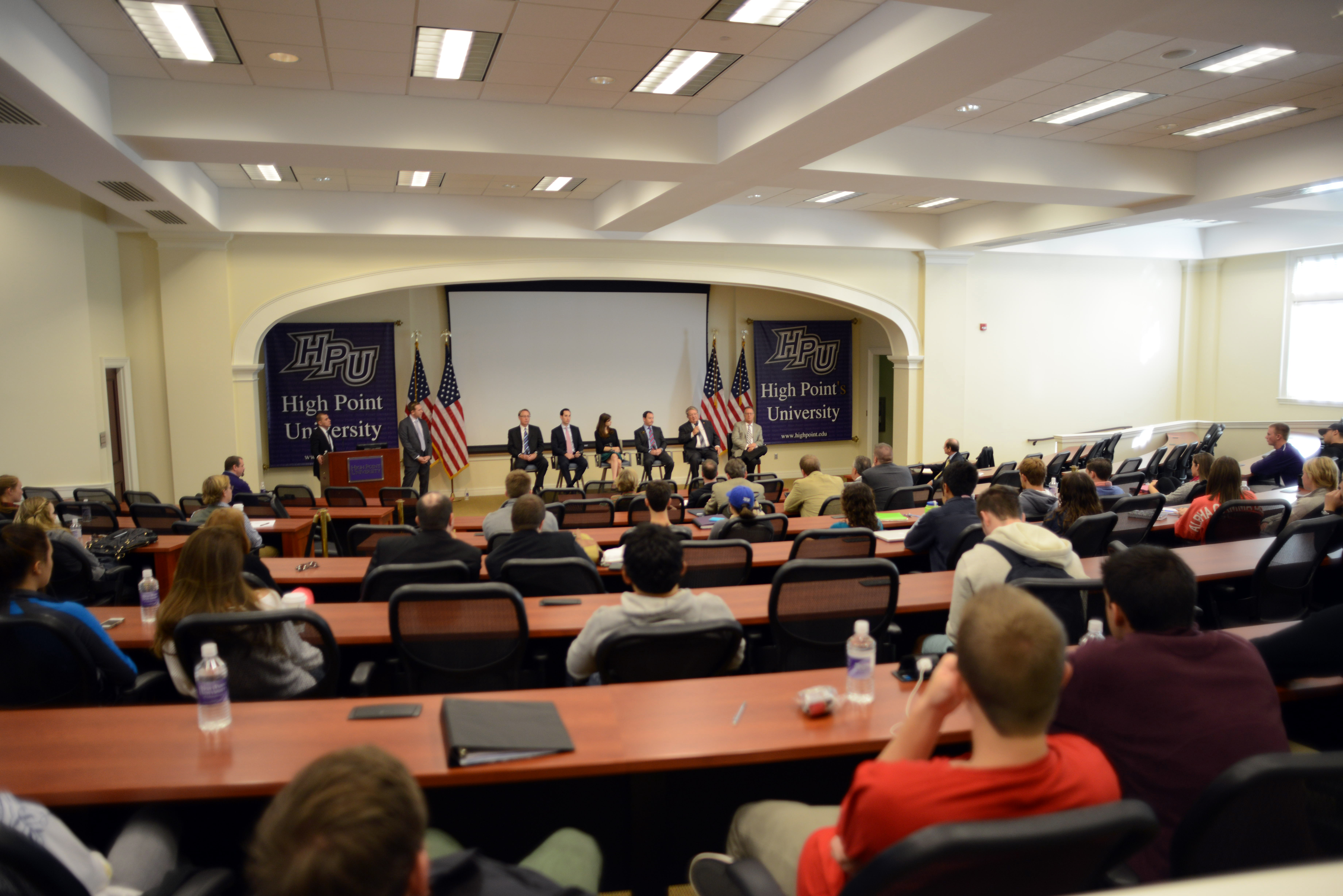HPU Hosts Furniture Industry Networking And Panel Event For Students High Po