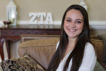 Class of 2020 Outcomes: Gabrielle LoCurto Utilizes Biology Major to Pursue Duke Master's Degree