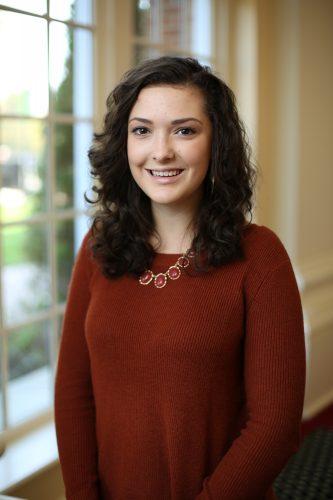 Internship Outcomes: Gabrielle Propst Manages Social Media
