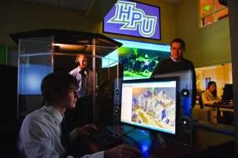 Princeton Review Names HPU a Top University for Game Design