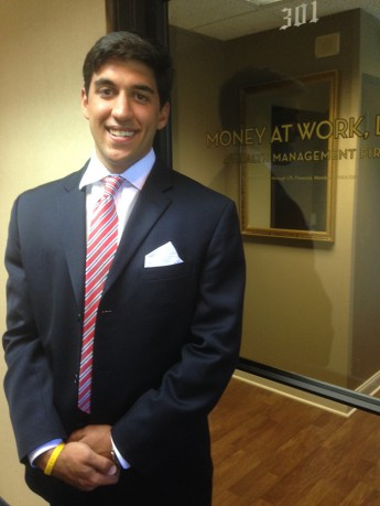 Business Major Earns Experience at Wealth Management Firm