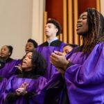 Genesis Gospel Choir - Mayeesa Mitchell