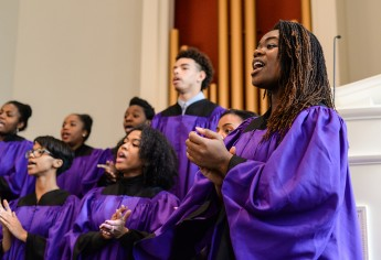 The Genesis Gospel Choir: Illuminating Students and Community from the Inside Out