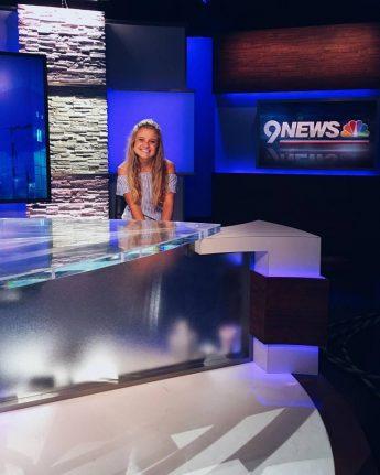 Class of 2018 Profile: Gigi McWilliams Joins 9News – KUSA