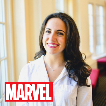 Internship Profile: Gina Figliozzi Formats Comics with Marvel Entertainment