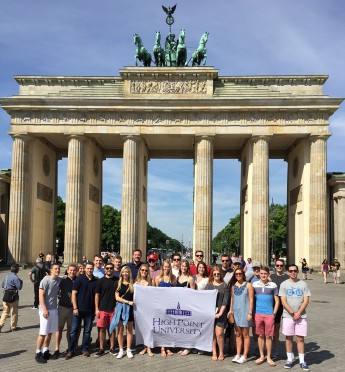 Students Explore Europe During Global Business 'Maymester'