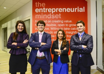Students Awarded Start-Up Funding During Global Entrepreneurship Week