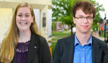 HPU Students Receive Goldwater Honorable Mentions for Scientific Research