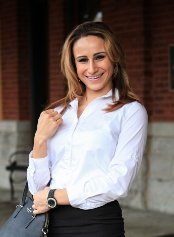 Class of 2015 Outcomes: Grace Brinkley Manages High-Outcomes Clients