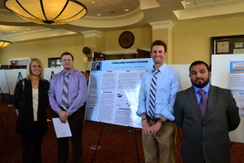 Students, Faculty and Staff Participate in Inaugural Graduate School Research Symposium
