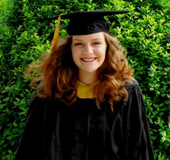 Class of 2020 Outcomes: Michaela Connors Builds Her Biology Background