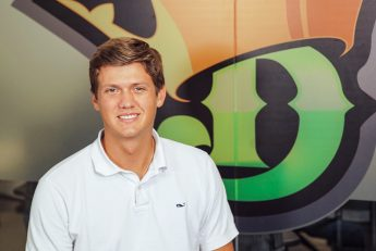 Class of 2016 Profile: Graham Billings Lands Position with DraftKings