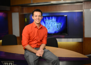 High Point University HPU Communications