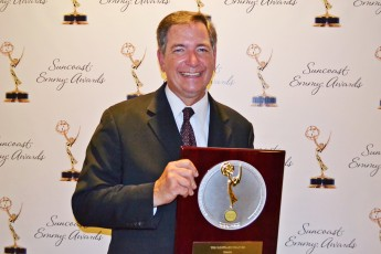 Alumnus Leads in Television Broadcasting