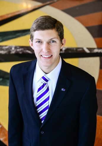 Class of 2015 Outcomes: Greyson Whitaker Seeks Law Degree