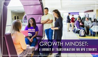 The Journey of Transformation for HPU Students