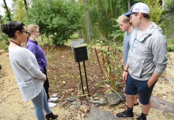 High Point Enterprise features Perspectives from HPU Freshmen on 9/11
