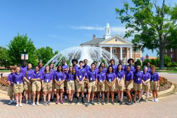 Local Teens Welcomed to HPU and HPPD Youth Leadership Academy