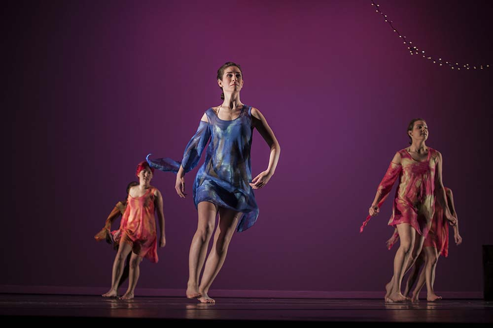 Concierto de danza HPU 1