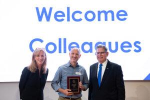 HPU 2 Faculty Award MacLeod