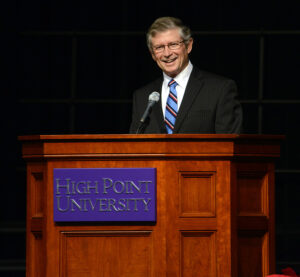 HPU 2013 Prayer Breakfast Dr  Don Wilton