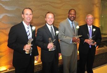 Alumni Weekend Honors Outstanding Graduates