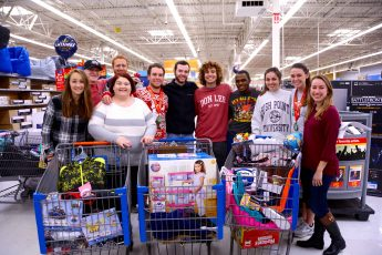 HPU Students Raise $15,000 for Angel Tree Program