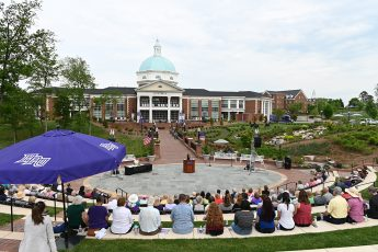HPU Family and Community Members Celebrate Arbor Day