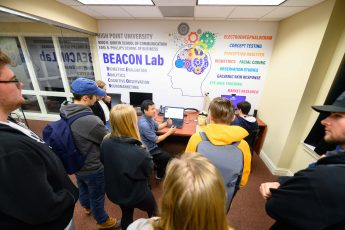 HPU Hosts Open House Event in New State-of-the-Art BEACON Lab