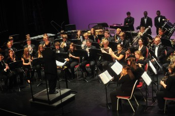 Band Partners with N. Forsyth Band for 'Let's Go to the Movies!'