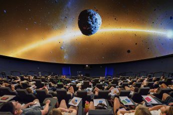 HPU Professor and Students Create Online Planetarium and Classroom for Children