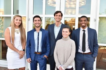 HPU Students Win $25,000 in Start-Up Funds at 2018 Business Plan Competition