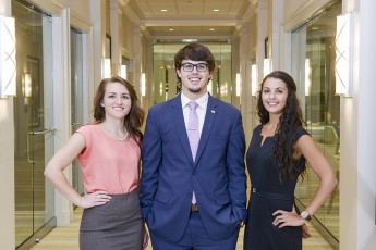 Students Win Start-Up Funds at Annual Business Plan Competition
