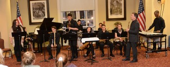Jazz Ensemble to Present Cafe Jazz