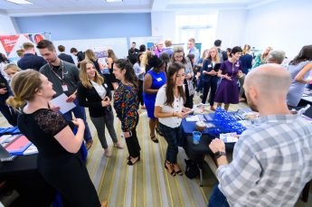 HPU Students Build Professional Networks at Career and Internship Expo