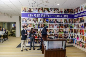 HPU Receives College of Distinction Honor for Career Development