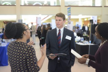 Career Expo Connects Students with Top Employers
