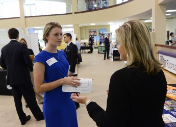 Fall Career Expo Brings Top Employers to Campus