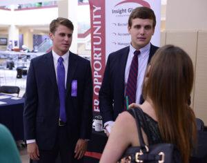 HPU Career Expo 3