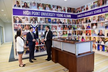 HPU Receives Colleges of Distinction Honor for Ninth Year