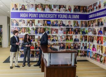 HPU Students Find Success in Today's Job Market as Graduation Nears