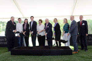 HPU Center for Student Success Groundbreaking