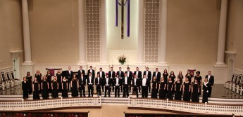 Chamber Singers Tour During Spring Break