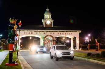 HPU Will Continue Tradition of Free Christmas Event for Triad Residents