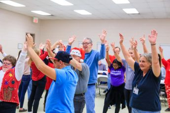 SCEC Hosts Special Populations Christmas Dance