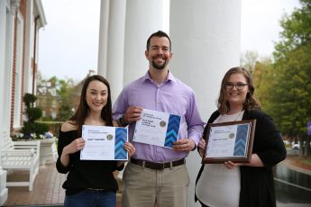 HPU Club Wins Three Campus Civitan International Awards