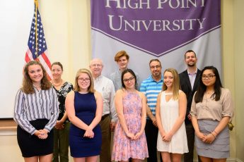 HPU Hosts Civitans for District Meeting