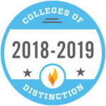 HPU Colleges of Distinction 2018