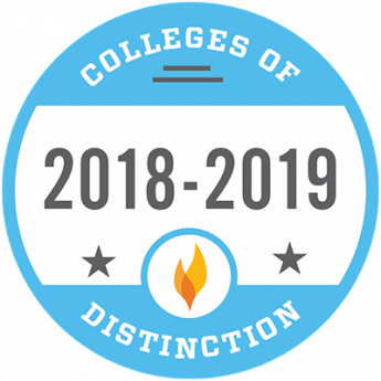 HPU Receives College of Distinction Honor for Eighth Year