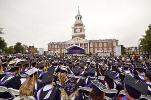 HPU Commencement 2015